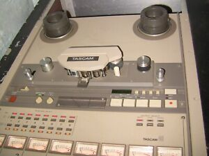 Tascam 48 8 track reel to reel recorder & M35 mixer & desk - unused