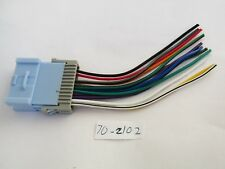 Metra 70-2102 Wiring Harness for 2004-2005 Saturn Vehicles - Multicolor