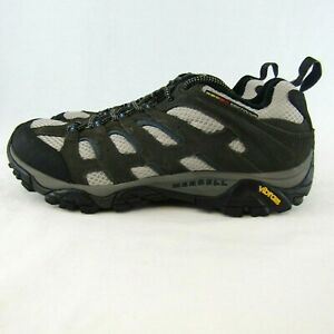Merrell Moab Ventilator Beluga Mens Hiking Shoes Vibram Soles Size 10 J87333