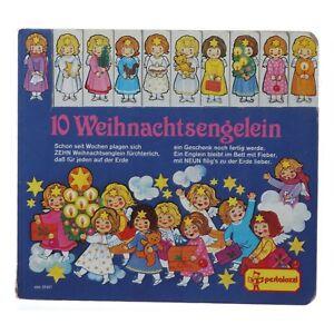 Felicitas Kuhn Buch 10 Weihnachtsengelein Pestalozzi Verlag 8. Auflage