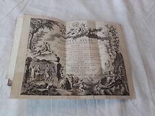 Atlas de la généralité de Paris - 24 cartes rehaussées - Desnos -1762