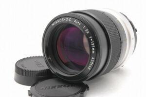 Exc+++ Nikon Nikkor Q C Auto 135mm f/2.8 f 2.8 Ai Converted Lens *420648