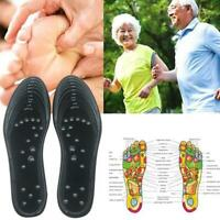 Memory Foam Unisex Orthopaedic Shoe Insoles Pads Trainer Feet Foot Comfort J5S1