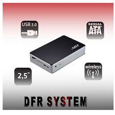BOX PER Hard Disk Esterno ADJ AHF02 Steel 2.5'' Sata USB 3.0 Max 1 TB 120-00018