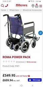 Roma P001 Medical Power Pack Stroller