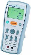 Gw Instek Lcr-916 Handheld Lcr Meter, 100/120Hz/1/10/100kHz Selectable Test.