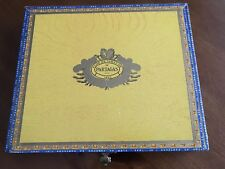 PARTAGAS CIGAR WOODEN BOX - Colorful and great storage box for jewelry.