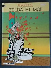 Madila 4 EO Zelda et moi Chantal De Spiegeleer Adler Lombard