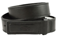 DICKIES BELT MENS LEATHER BELT MECHANICS BELT WORK BELT INDUSTRIAL STRENGTH