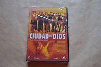CIUDAD DE DIOS NUEVA PRECINTADA     DVD PELICULA COMPLETA  FILM DVD