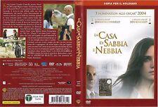 LA CASA DI SABBIA E NEBBIA (19982003) dvd ex noleggio