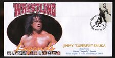 Jimmy Superfly Snuka Wrestling Legends Souvenir Cover