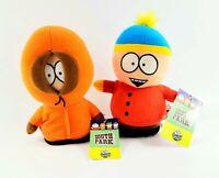NEW 2008 SOUTH PARK COMEDY CENTRAL PLUSH Set lot Kenny Cartman