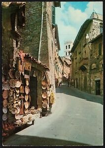 AD3002 Perugia - Province - Assisi - Street Pictorial - Shop