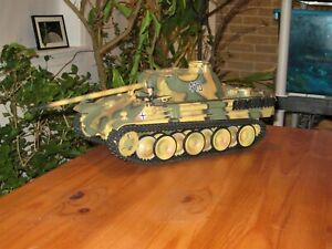 *** 21st Century Toys 1/18 Ultimate Soldier WWII German Panther Tank ***