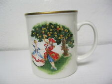 Queensberry Royal Gallery Japan Cup Mug Kingdom of The Dolls 1997