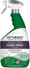 Vet's Best Flea and Tick for Cat and Home Spray 32 oz