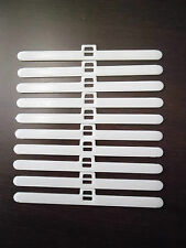 10 VERTICAL BLIND TOP HANGERS 89mm 100mm BLIND PARTS
