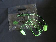 moldex corded ear plugs foam Meteors - individually wrapped