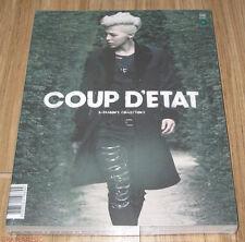 G-DRAGON GD G-DRAGON'S CollectionⅡ COUP D'ETAT 3 DVD + PHOTOBOOK + FIIP BOOKS