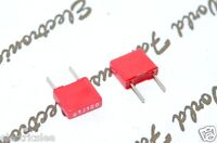 10pcs - WIMA MKS2 0.1uF (0.1µF 100nF 0,1uF) 100V 5% pitch:5mm Capacitor