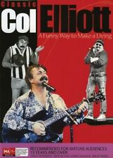 Col Elliott - A Funny Way To Make A Living! (DVD, 2005) Brand New  Region 4