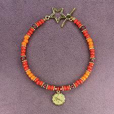 ARIES ZODIAC CHARM BRACELET Amulet Astrology Stars Sun Signs Symbol Horoscope
