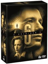 Z ARCHIWUM X (THE X-FILES) - SEZON 6 - BOX [6 DVD]
