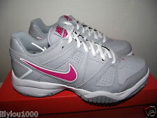 NIKE WOMENS SILVER GREY CITY COURT 7 TRAINERS SIZE 5.5 NWB