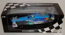 1999 1:18th Minichamps Benetton B199 Giancarlo Fisichella F1 formula one