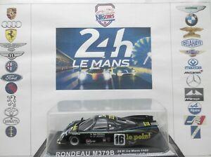 1/43 Winner 24 heures du Mans 1980 Rondeau M379B #16 Rondeau-Jaussaud Altaya