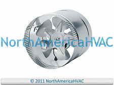 """6"""" Round In-Line Air Duct Booster Fan 115 Volt T9-MCM6 T9-DB6 DB6 250 CFM USA!"""