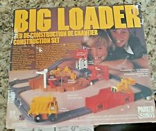 Vintage Tomy Big Loader Construction Set by Parker Brothers