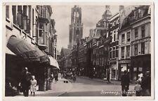 Netherlands; Utrecht, Steenweg RP PPC, 1948 PMK To Boscombe, GB