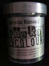 Punky Colour-EBONY-100ml HAIR DYE Jerome Russell- New/Sealed-Punk