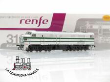DM200a H0 ~AC DIGITAL ELECTROTREN 2410 LOCOMOTORA DIESEL 316 #1610 RENFE - OVP