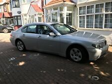 2003 BMW 730D - 7 Series, E65, Automatic FBMWSH - Low Mileage - Spares Or Repair