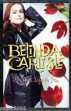 Belinda Carlisle - Live Your Life Be Free - New 1991 MCA Cassette Tape!