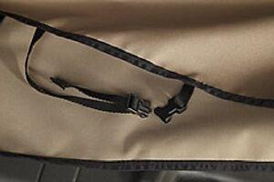 Vehicle Custom Cargo Area Liner Tan Fits 2002-2006 Chevy Trailblazer EXT 7 pass