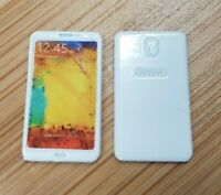 RC 1/10 Scale White Cell Phone Cellular Rock Crawler Truck Garage Mini Accessory