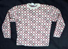 COOGI spellout sweater LARGE shirt vintage alphabet letter hip hop biggie google