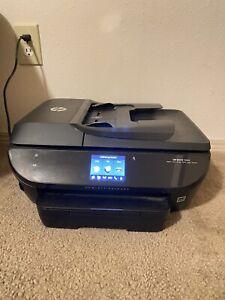 HP Envy 7640 Wireless All-In-One Inkjet Printer - Working