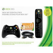 Microsoft Xbox 360 Accessory Bundle EN/FR Canada Hdwr Essentials Pack - Standard