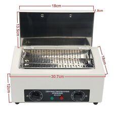 UV High Temperature Dry Heat Sterilizer Cabinet NV-210 Lab Vet Tattoo Autoclave