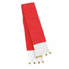 Jingle Bell court necklacefestive Fête Noël faveur