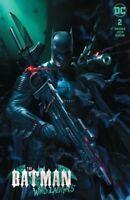 The Batman Who Laughs #2 (RARE Mattina Variant Cover, DC Comics) 1st Print