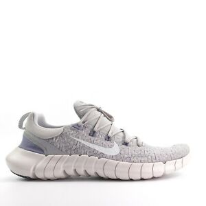Nike Free RN 5.0 Next Nature Grey Fog Platinum Running Shoes CZ1884 003 Mens 13