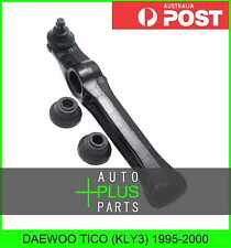 Fits DAEWOO TICO (KLY3) 1995-2000 - Front Arm Suspension Wishbone