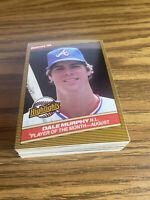 (50) Dale Murphy 1986 Donruss Cards Atlanta Braves #41