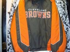 youth Cleveland Browns Jacket size size large adult